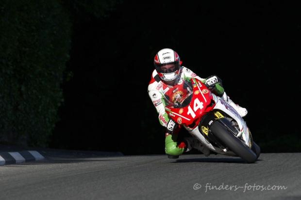 TT 2011 Michael Rutter